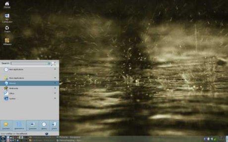 PCLinuxOS on my ThinkPad T61
